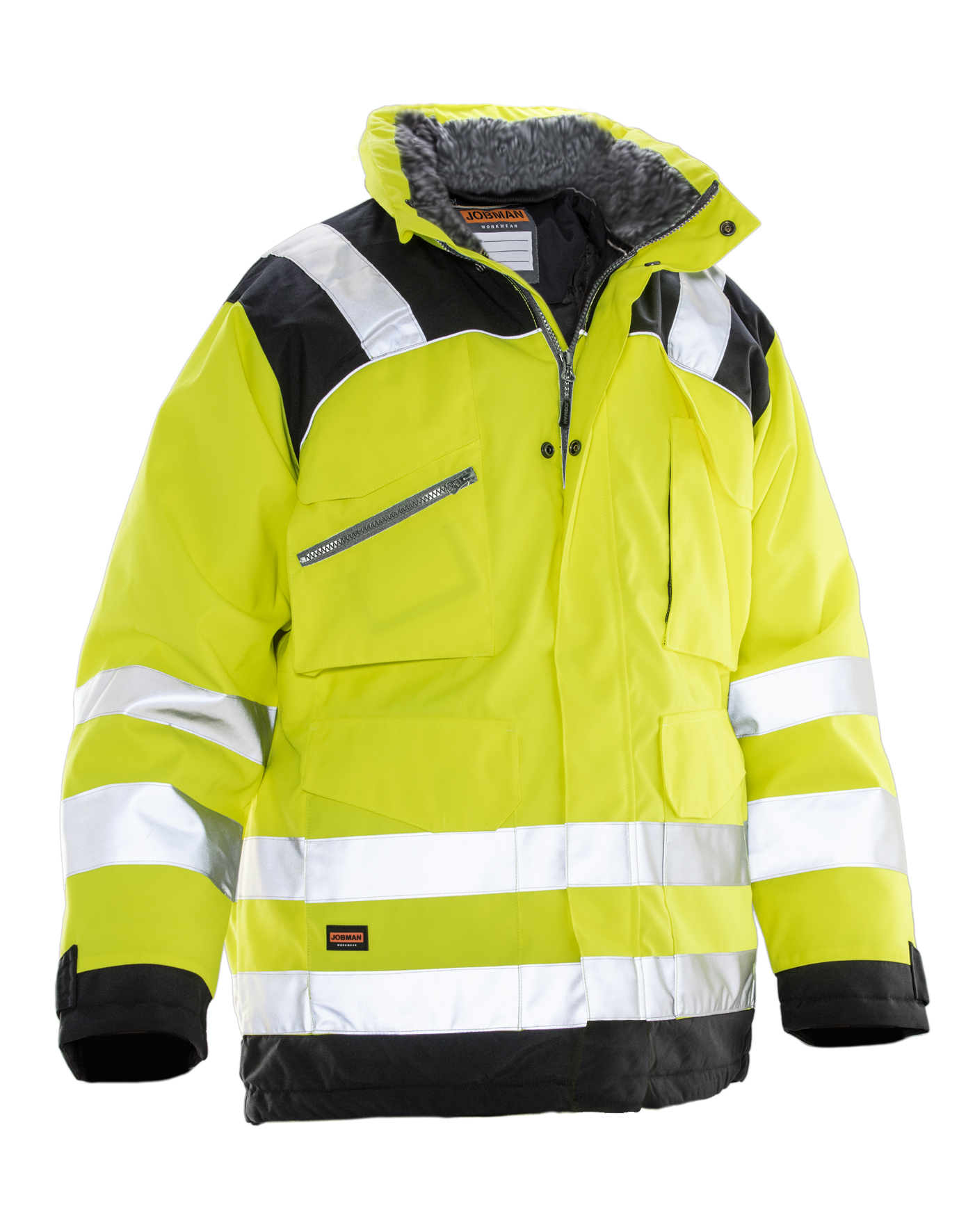 Winter parka star High-Vis