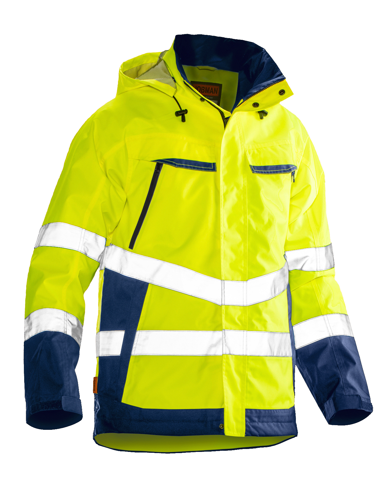 Shell Jacket High-Vis