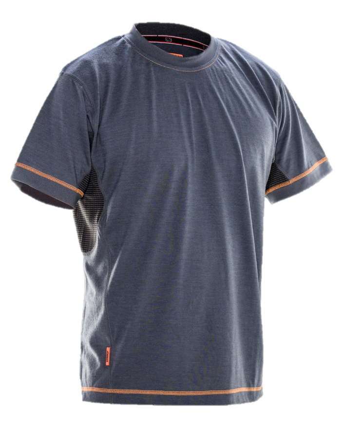 Dry tech merino t-shirt