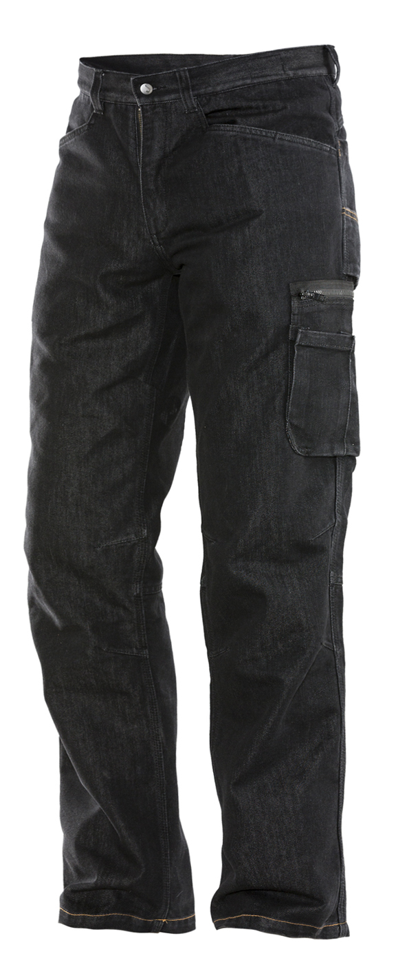 Service trouser denim