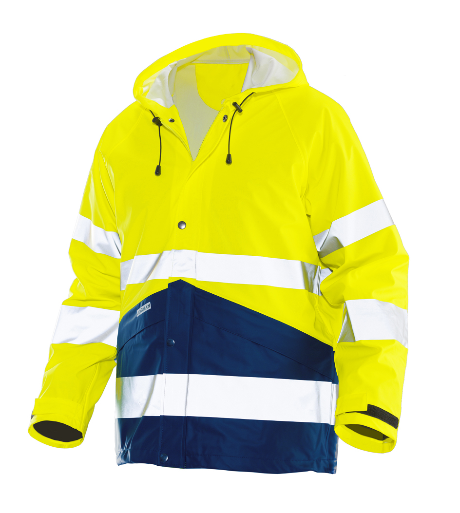Raincoat High Visibility