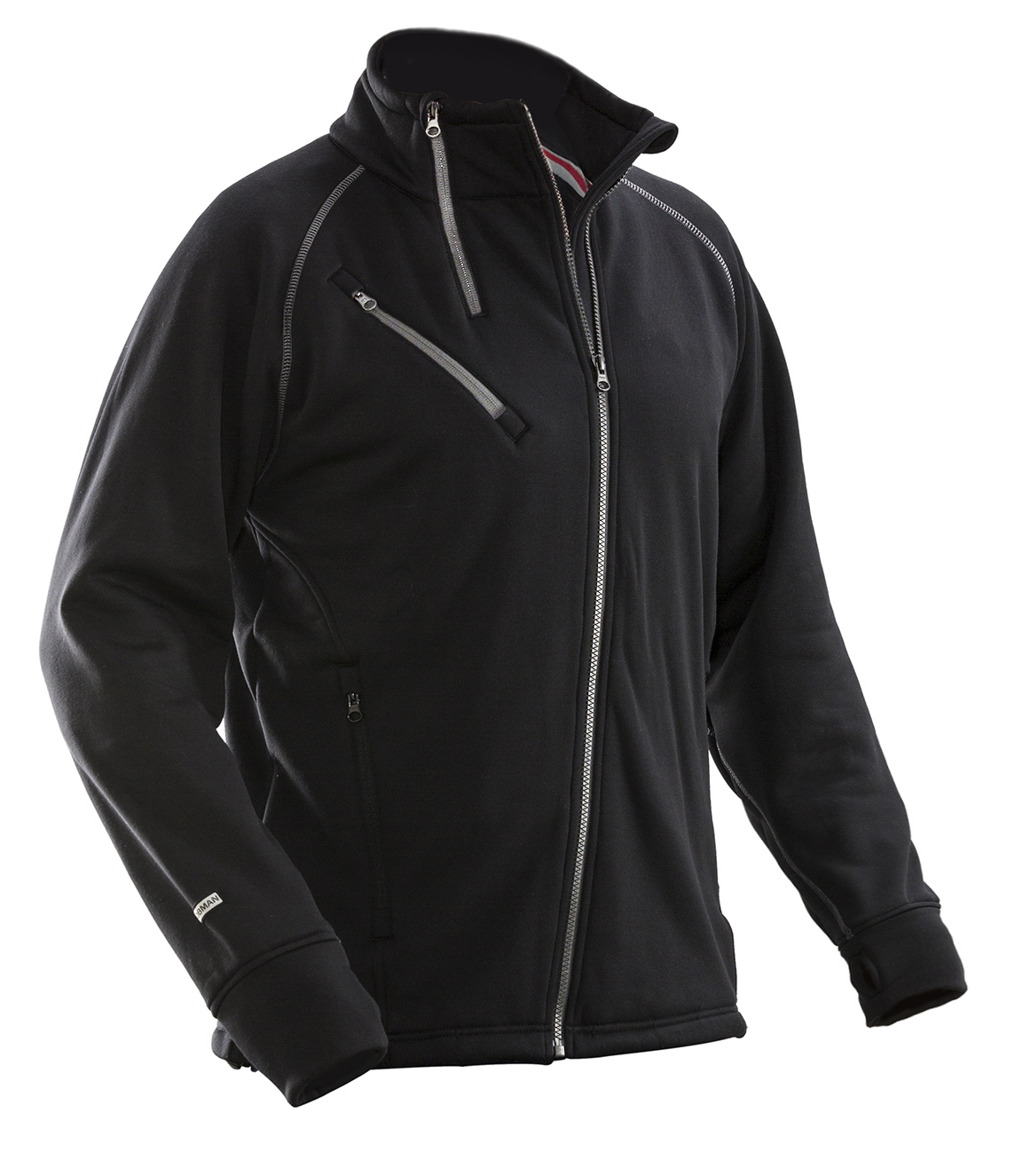 Isolation jacket